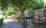Rental - Mobile Home Riviera 30M² - 2 Bedrooms - Camping Les Amarines