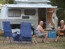Camping LES GRAVES