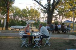 Entertainment organised Camping Les Graves - St Pierre Lafeuille