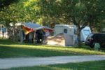 Establishment Camping Les Graves - St Pierre Lafeuille