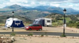 Pitch - Pitch Incl. Tent Or Caravan, Car, Electricity 16A - Camping Pueblo Blanco