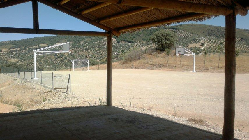 Sport activities Camping Pueblo Blanco - Olvera