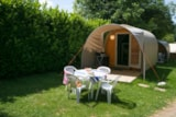 Rental - Coco Sweet Duo (1 room) - Camping Sites et Paysages LE VENTOULOU
