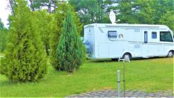 Pitch Caravan Or Motorhome
