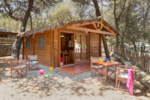 Chalet ** (2 chambres)