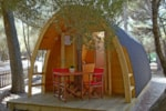 Chalet insOlite (1 chambre)