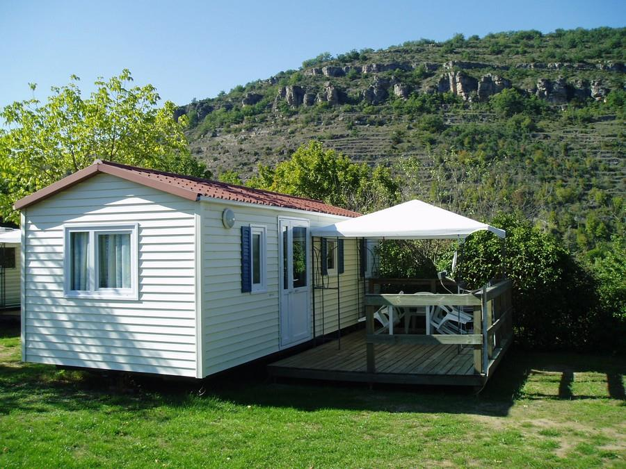Lockysun Mobile home 23-25m² -  Saturday or Friday -  extra charge for the 5th person