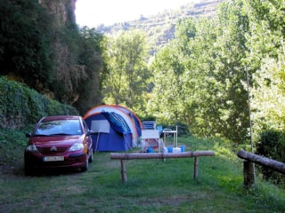 Natural Pitch Without Electricity , Tent, Car