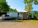 Rental - Locky Mobile Home 21M² (Economic + 12 Years)-  Saturday Or Friday - - Camping de la Cascade