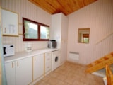 Rental - Cottage for 5/6 pers. (during july and august  Friday / friday) - Camping de la Cascade