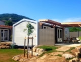 Rental - Super Riviera Mobilehome 30M² - The 5Th Person -12 Years Old Is Free  (Friday / Friday) - Camping de la Cascade