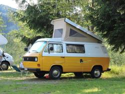 Emplacement - Emplacement Camping-car/Caravane/Tente - Trendcamping Wolfach