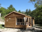 Alloggi - chalet comfort 3 camere - Camping Sites et Paysages LA SOURCE DU JABRON