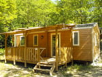 Alloggi - mobilwoods 3 camere - Camping Sites et Paysages LA SOURCE DU JABRON