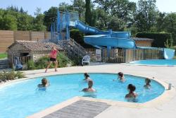 Sport Camping Sites Et Paysages La Source Du Jabron - Comps