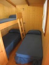 Rental - Chalet Mobil Home - Camping Valle Gesso