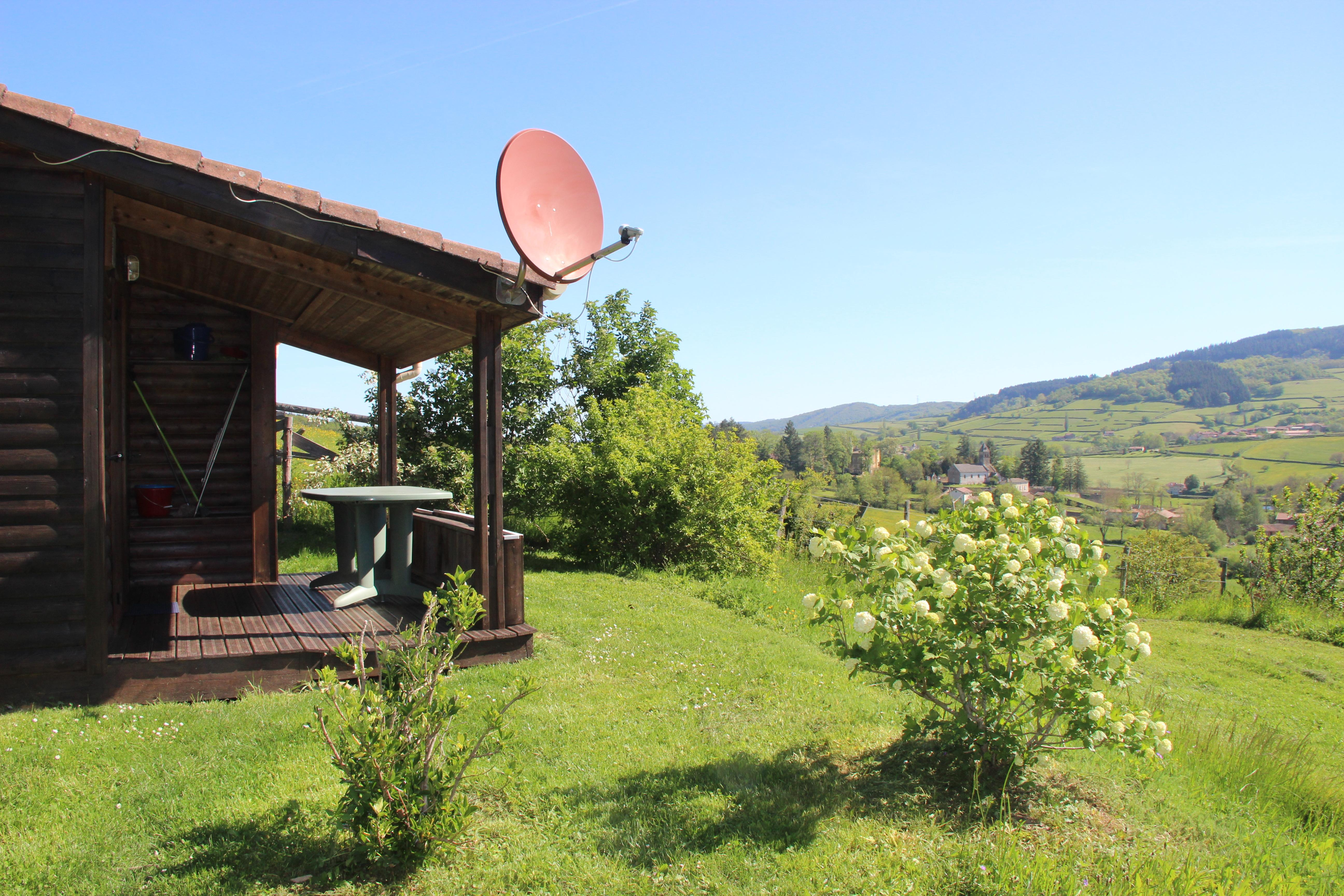 Accommodation - Chalet - Camping Le Lac de Saint Point