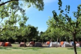 Pitch - Pitch Motorcycle / Cycler, without a car - Camping La Pineda de Salou