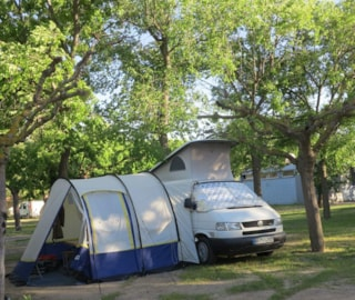 Camping Key Europe Card - Pitch Premium (70M²) : 2 Adults + Car + Tent/Caravan Or Camping-Car + Electricity + Wifi