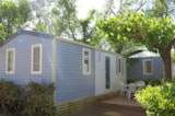Rental - Mobile home C3 (4 adults+1 child+baby) - Camping La Pineda de Salou