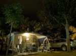 Pitch - Pitch : car + tent/caravan + electricity - Camping Joncar Mar