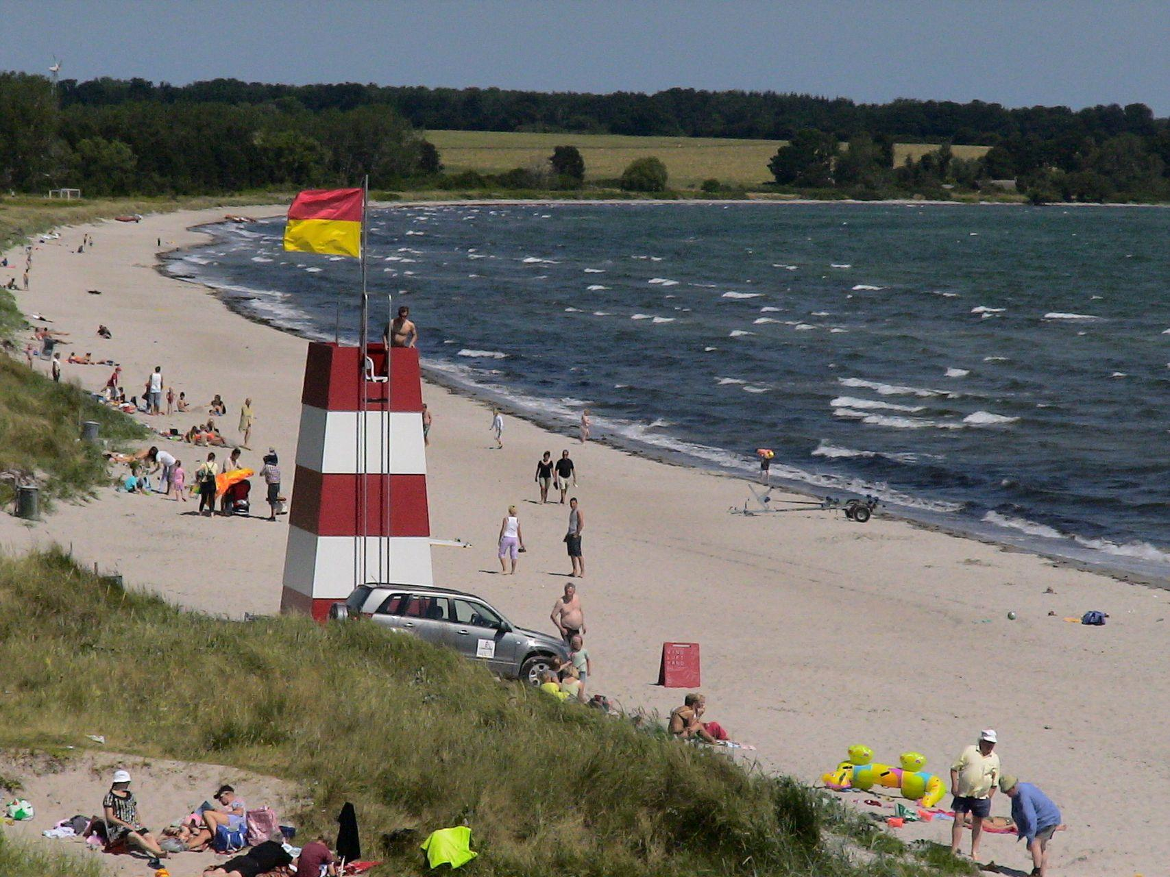 Plages Feddet Strand Camping & Feriepark - Faxe