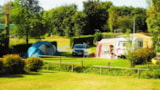 Pitch - Nature Pitch without electricity - Camping Le Vallon aux Merlettes
