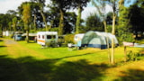 Pitch - Confort Pitch With Eclectricity - Camping Le Vallon aux Merlettes