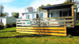 Rental - Mobilhome Evo 33 3bedrooms - Camping Le Vallon aux Merlettes