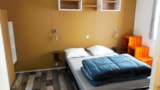 Rental - Mobilhome ibiza 2bedrooms PMR - Camping Le Vallon aux Merlettes