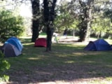 Pitch - Pitch: car + tent/caravan or camping-car - Camping Bellerive