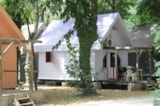 Rental - Chalet standard 2 bedrooms 30m² - Camping Bellerive