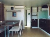 Rental - Mobile home Les Lavandes 31.1 m² - Camping Bellerive
