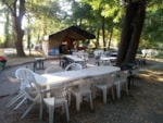 Services & amenities Camping Bellerive - Montfrin