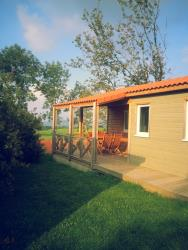 Cottage adapted to the disabled people (2 bedrooms) 35m2 +terrasse couverte 10m2