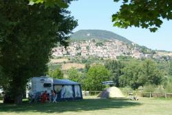 Establishment Camping La Belle Etoile - Aguessac