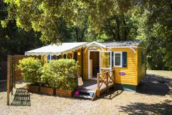 Huuraccommodatie - Cottage Super Titania 42M² (3 Kamers) - Camping Les Cascades