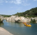 Leisure Activities Camping Les Cascades - La Roque Sur Ceze