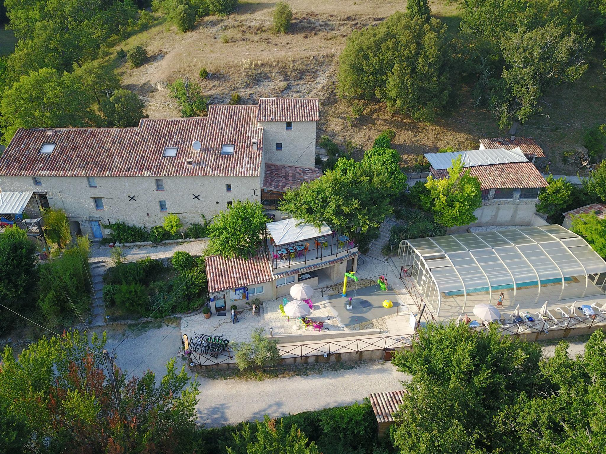 Establishment Flower Camping La Beaume - Esparron-De-Verdon