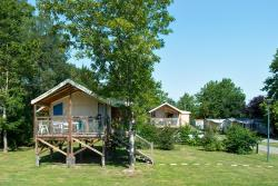 Accommodation - Ecolodge On Piles - 2 Bedrooms - Camping LES PLAGES DE LOIRE