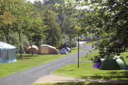 Pitch - Trekking Package (Pitch With Tent Without Vehicle) - Camping LES PLAGES DE LOIRE