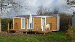 Accommodation - Cottage Hotelier - 2 Bedrooms With 2 Bathrooms - Camping LES PLAGES DE LOIRE