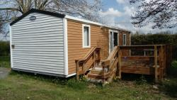 Accommodation - Mobil Home - Pmr (Adapted To People With Reduced Mobility) - Camping LES PLAGES DE LOIRE
