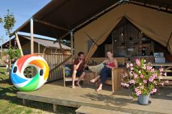 Safari Tent SUNAIR LODGE 50m² - 2 kamers