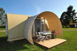 Coco Sweet 16 M² Tent - Without Toilet Blocks