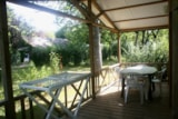 Rental - Chalet  for persons with mobility constraints - Airotel Camping Au Soleil d'Oc