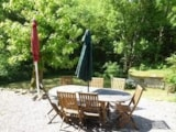 Rental - Maison d'Adam - beautiful stone holiday home with private pool - 10 people - Airotel Camping Au Soleil d'Oc