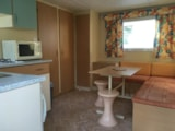 Rental - Bungalow IRM 24m² - 2 bedrooms - without toilet block - Camping Le Pont Rouge