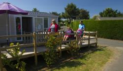 Cottage Helios*** (2 bedrooms) - adapted to the people with reduced mobility