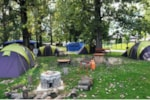 Piazzole - Family Camping: Piazzola + tenda ( 2 adults + 3 children +12 years old ) - FKK  und Klassische Camping Terme Banovci